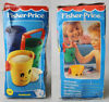 Rare 1994 fisher price play buckets