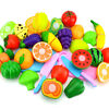 6x 1set kids fruit vegetable food