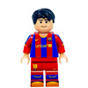 Custom lego barcelona football