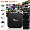 X96 mini smart tv box s905w 2g 16g