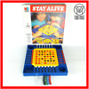 Stay alive board game mb 1975 retro