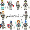 Marvel avengers mini figures fit