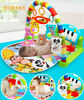 Baby gym play mat lay play 3 in 1