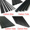 500mm carbon fiber strip solid rod