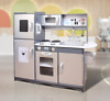 Mcc large kids grey play kitchen