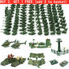 Hot military plastic toy soldiers