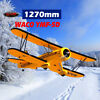 Dynam yellow 1270mm wingspan srtf