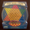 Checkers checkers metal board