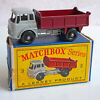 Matchbox lesney 3 tipper truck in