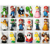 18pcs super mario bros pvc doll