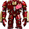 Hot toys hulkbuster iron man