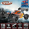 Hsp rc buggy 4wd 1 10 nitro power
