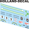 Decals 1000 tcr randstad li scale 1