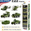 Die cast military vehicles 6 pack