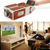 Cell phone projector home theater