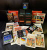 16 game lot case boxes and manuals