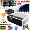 1080p hd projector led android