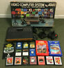 Woody console boxed x15 game carts
