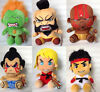 Street fighter characters soft