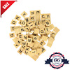1000 wood tiles pieces full sets