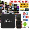 X96mini tv box android 7 1 2 4k
