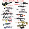 1 6 scale toy gun assembly model