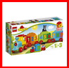 Lego number train 10847 playset toy