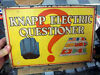 Electric questioner colorful box