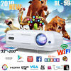 Android 6 0 video led projector fhd