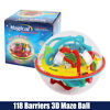 Abs barriers 3d maze ball labyrinth