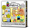 Picture play set market toy new