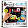Vehicles picture panels play set