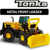 Tonka large steel metal loader toy