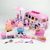 Peppa pig action figure gift