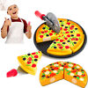 Child simulation pizza party fast