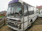 Extremely rare (1 of 3) 1975 British Leyland coach registered as motorhome