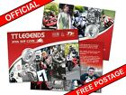 2016 ISLE OF MAN OFFICIAL TT LEGENDS 50P COIN GIFT PACK AH70