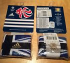 ADIDAS TEAM GB OLYMPICS LONDON 2012 SWEAT BAND WRIST BAND WRISTBAND 1x