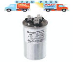 RHEEM FURNACE PARTS 43-25133-06 -- Capacitor - 455370 Dual Round REPLACES 43-2