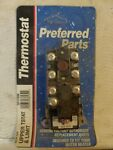 Rheem Preferred Parts upper T-Stat & Limit  Mfg. SP11698 New In Package