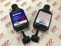 (2) 4 oz Bottles of Genuine GM OEM AC Delco Supercharger Oil Eaton Free Ship