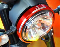 Ducati Scrambler Head Light Bezel