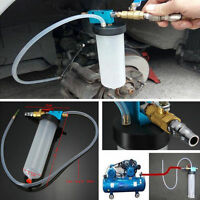 Universal Car Brake Fluid Drained Replacement Clutch Oil Bleeder One Man Tool