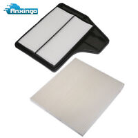 Engine Air Filter + Cabin Filter For Nissan Altima 4Cyl 2.5L 2013-2016 Combo Set