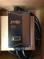 New JuiceBox™ Pro Level 2 40A  EV Home Charging Station Wi-Fi EVSE