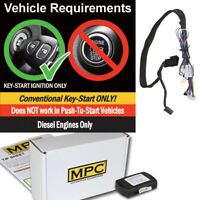 Add-on Remote Start w/T-Harness For 2006-2007 Dodge Ram 2500 -Use OEM Fob Diesel