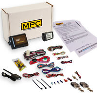 Remote Start Kit w/Keyless Entry For 2007-2013 Acura MDX - Includes Bypass