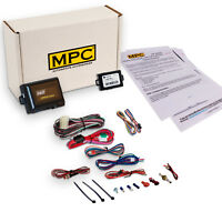 Complete Add-on Remote Start Kit For 2003-2006 Chevrolet Tahoe -Uses OEM Remotes