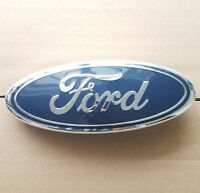 New 2004-2014 FORD F-150 BLUE OVAL FRONT GRILLE OR REAR TAILGATE 9 INCH EMBLEM