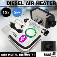 Webasto Air Top 2000 STC 12v Diesel air heater Full set